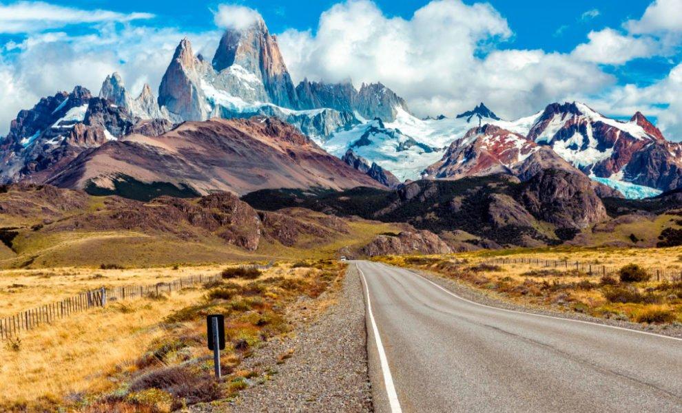 Argentinie Patagonie