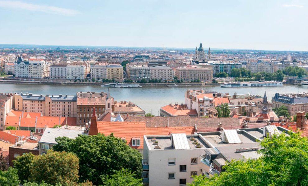 Boedapest Rivier