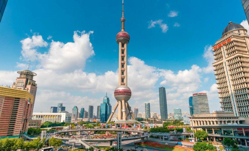 China Shanghai
