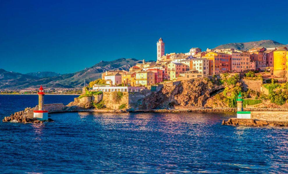 Corsica Klif Dorp