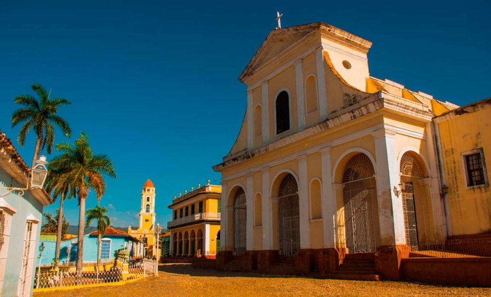 Cuba Kerk