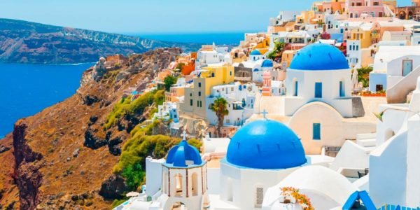 Griekenland Dorp