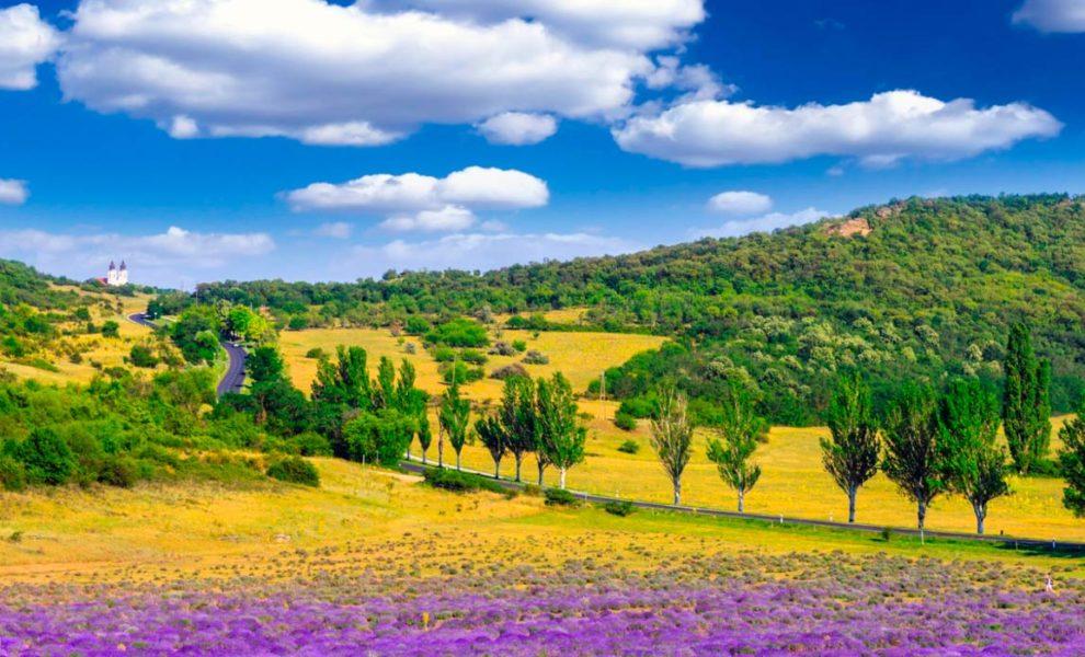 Hongarije Natuur