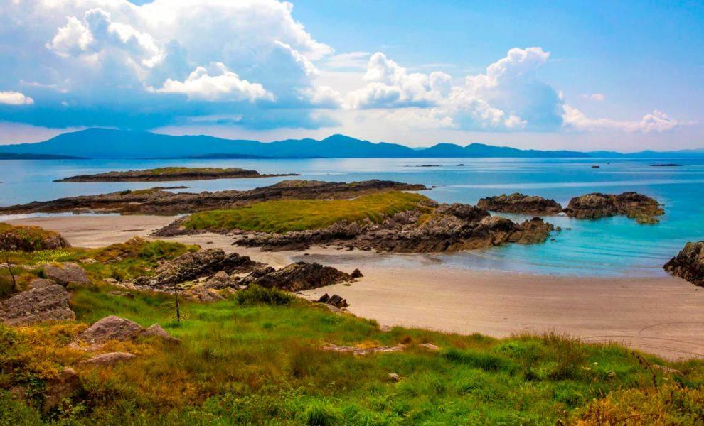 Ierland Strand