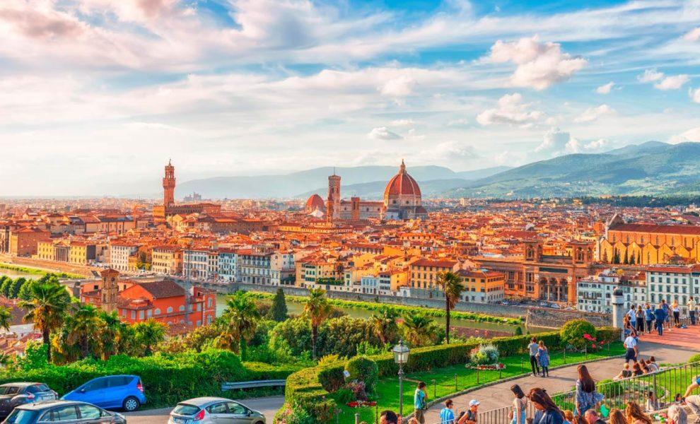 Italie Stad