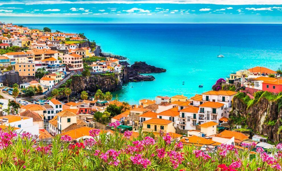 Madeira Dorp Aan Zee
