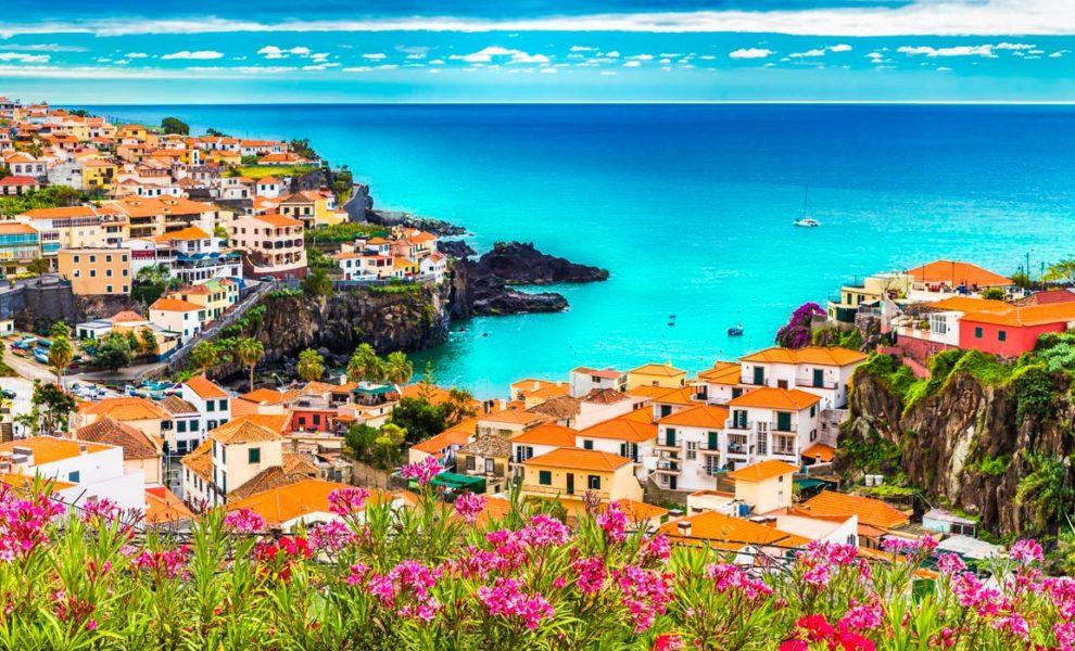 Portugal Madeira Dorp