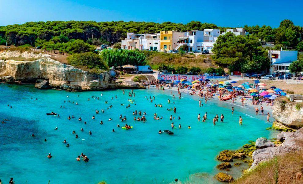 Puglia Strand