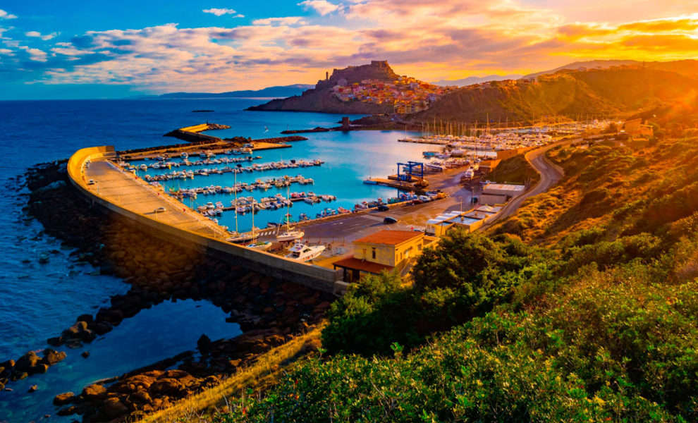 Sardinie Havendorp
