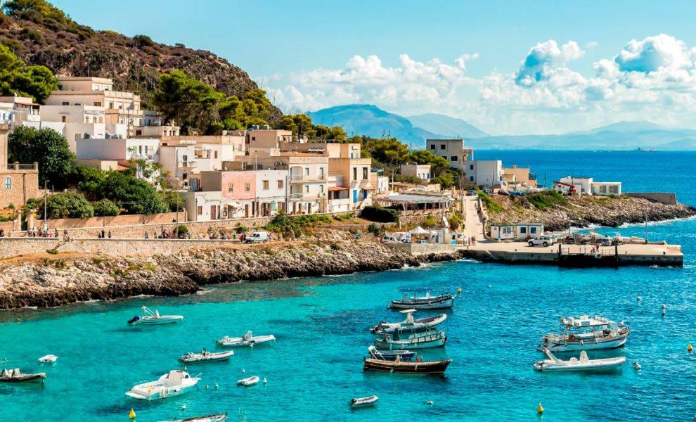 Sicilie Dorp