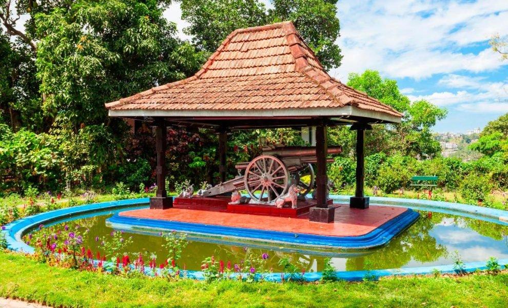 Sri Lanka Historisch Monument