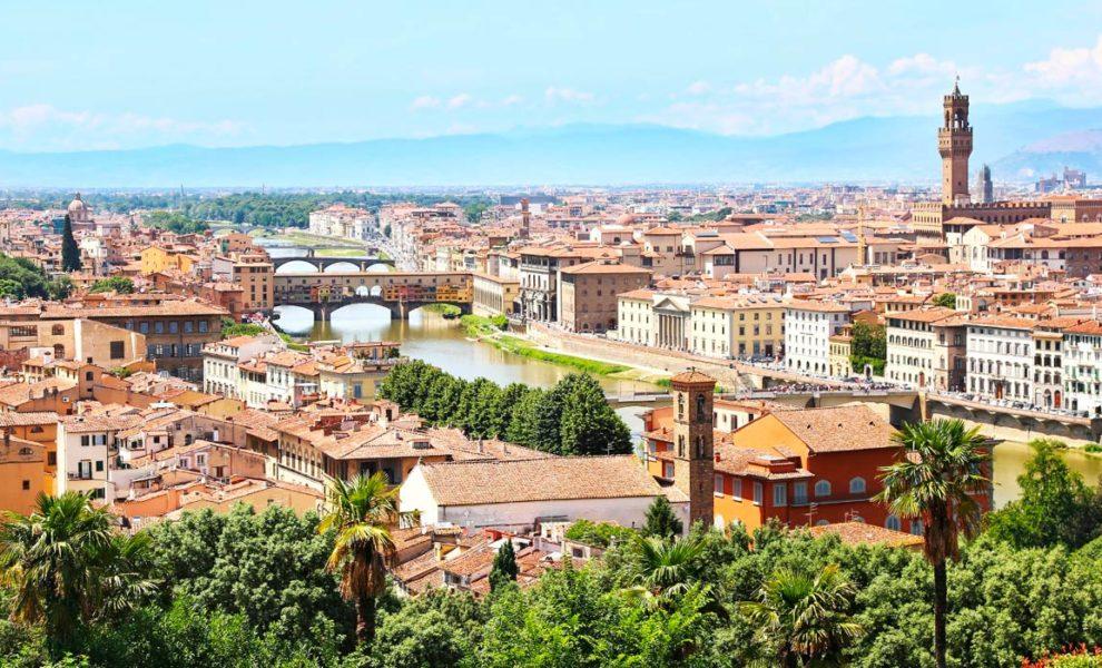 Toscane Stad