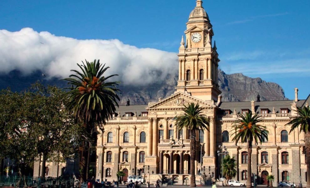 Zuid-Afrika Gemeente